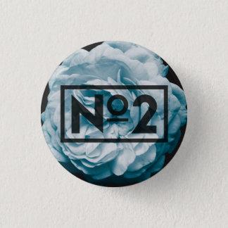No.2 Badge Pinback Button