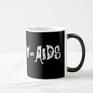 NO 2 HIV=AIDS MUG