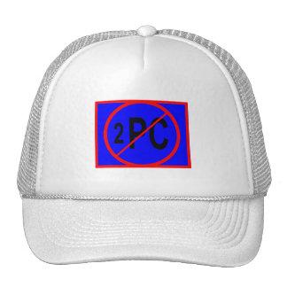 NO_2_PC CAP TRUCKER HAT