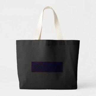 NO_2_PC  TOTE_large black Bag