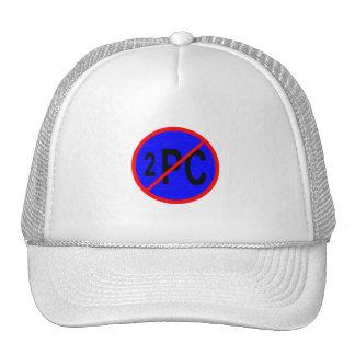 NO_2_PC ! TRUCKER HAT