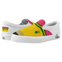 No. 2 Pencil Shoes - Dixon Ticonderoga Style