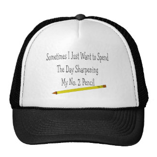 No. 2 Pencil T-Shirts & Gifts Trucker Hats