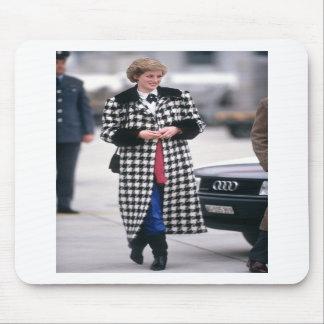 No.32 la princesa Diana llega por un día de fiesta Tapete De Raton