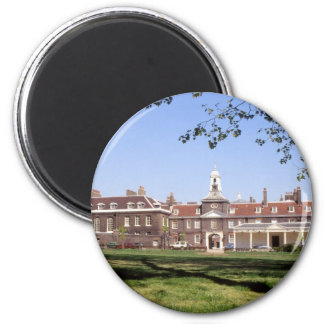 No.33 Kensington Palace 2 Inch Round Magnet