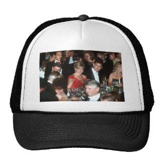 No.35 Princess Diana Washington DC 1990 Trucker Hat
