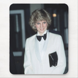 No.36 Princess Diana, Birmingham 1984 Mouse Pad