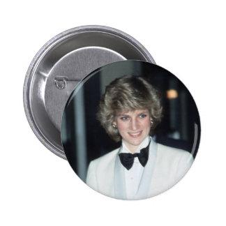 No.36 Princess Diana, Birmingham 1984 Pinback Button