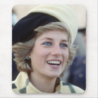 No.37 princesa Diana Southampton 1984 Alfombrilla De Ratones