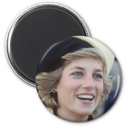 No.37 princesa Diana Southampton 1984 Imanes De Nevera