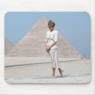 No.39 Princess Diana Egypt Mouse Mat