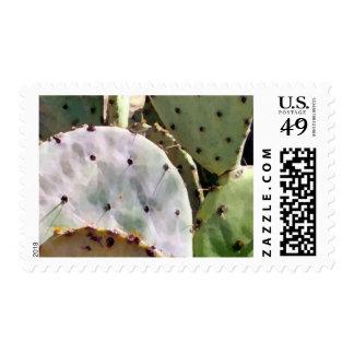 No. 3 del higo chumbo sello postal