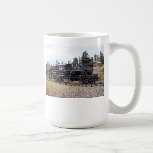 No. 3 HeislerSumpter Valley Railroad Mug