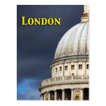 No.3 St Paul's Cathedral London Postcard