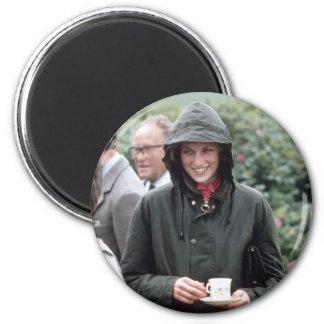 No.40 Princess Diana Lochmaddy 1985 2 Inch Round Magnet