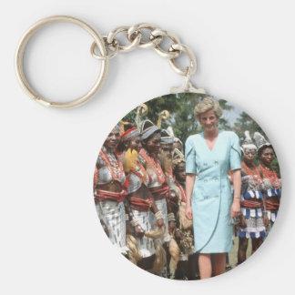No.41 Princess Diana Cameroon 1990 Key Chains