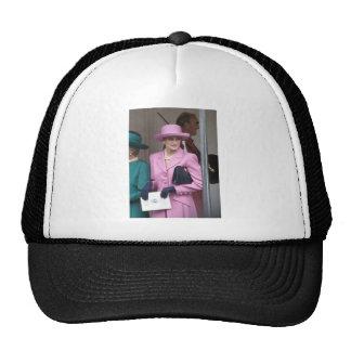 No.43 princesa Diana, castillo 1993 de Windsor Gorras