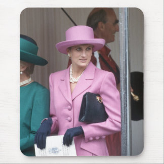 No.43 princesa Diana, castillo 1993 de Windsor Tapetes De Raton