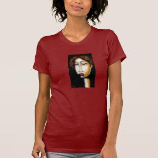 No. 44 - Digital Art (Cranberry) T-Shirt