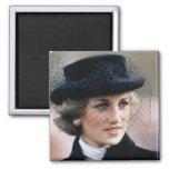 No.44 princesa Diana Francia 1988 Iman Para Frigorífico