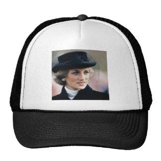 No.44 Princess Diana France 1988 Trucker Hat