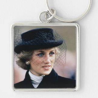 No.44 Princess Diana France 1988 Key Chains