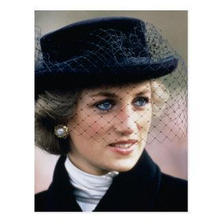 No 44 Princess Diana France 1988 Post Cards