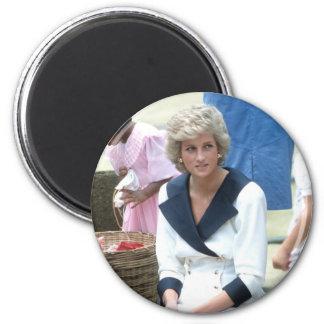 No.45 princesa Diana Australia 1988 Imán De Frigorífico