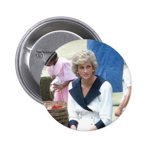 No.45 princesa Diana Australia 1988 Pin