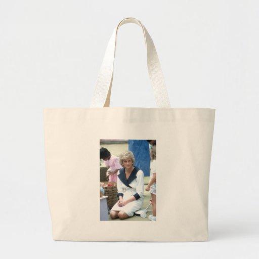 No.45 Princess Diana Australia 1988 Tote Bag