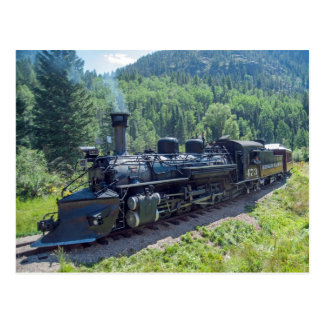 No. 473 de la locomotora de Durango y de Silverton Postales