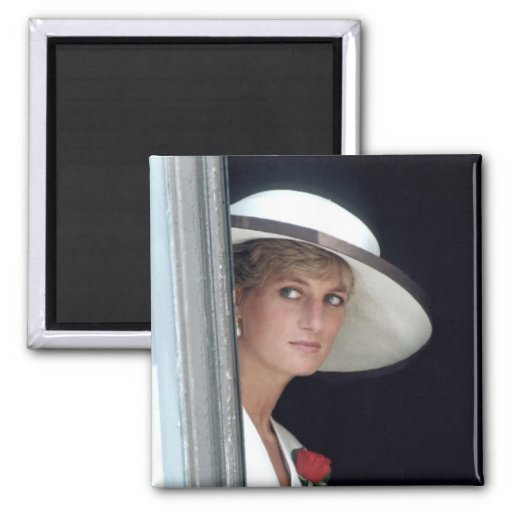 No.48 princesa Diana, Winchester, Inglaterra 19 Imanes