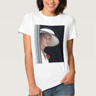 No.48 Princess Diana, Winchester, England 19 T-shirt