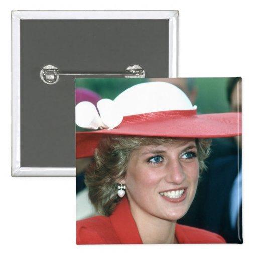 No.49 princesa Diana Sunderland 1985 Pin