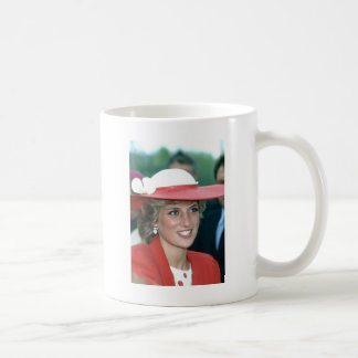 No.49 Princess Diana Sunderland 1985 Coffee Mug