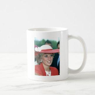No.49 Princess Diana Sunderland 1985 Classic White Coffee Mug