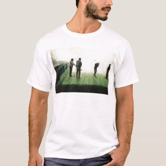 No.4 'Autumn morning' by Ron McGill T-Shirt