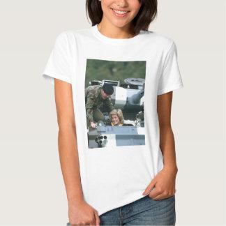No.50 Princess Diana Germany 1985 T Shirt