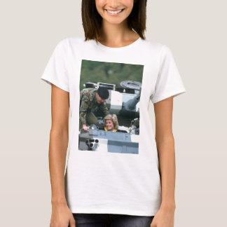 No.50 Princess Diana Germany 1985 T-Shirt