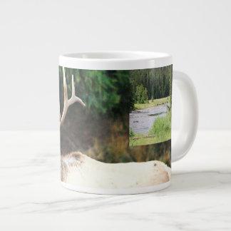 No # 510 - Coffee Mug Jumbo, Montana ELK.