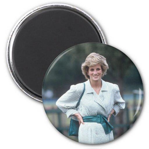 No.52 princesa Diana, Windsor 1985 Imanes