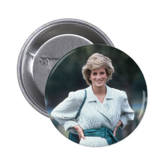 No.52 Princess Diana, Windsor 1985 Pinback Button