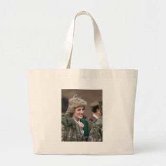 No.53 Princess Diana Germany 1985 Tote Bag