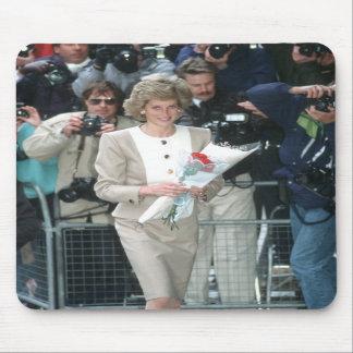 No.54 Princess Diana London 1989 Mouse Pad