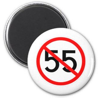 No 55 magnet