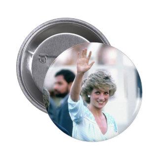 No.55 princesa Diana la Florida los E.E.U.U. 1985 Pin