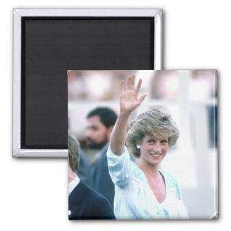 No.55 Princess Diana Florida USA 1985 Magnet