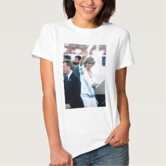 No.55 Princess Diana Florida USA 1985 T-shirt