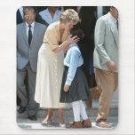 No.56 princesa Diana Egipto 1992 Alfombrilla De Ratón