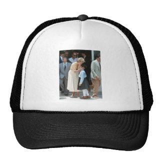 No.56 Princess Diana Egypt 1992 Trucker Hat